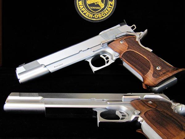 Sonderanfertigungen auf Basis 1911 9mm & .45 ACP